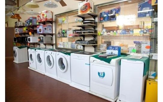 fornitura lavatrici