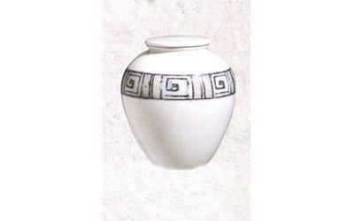 Urna con decorazioni Onoranze Funebri Parini