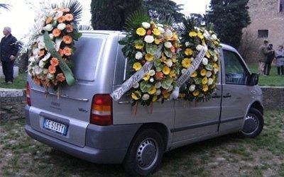 Trasporto salma Onoranze Funebri Parini