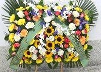 Addobbi funebri Onoranze Funebri Parini