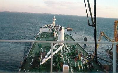 Disinfezione nave