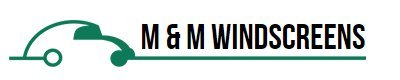 m and m windscreens business logo