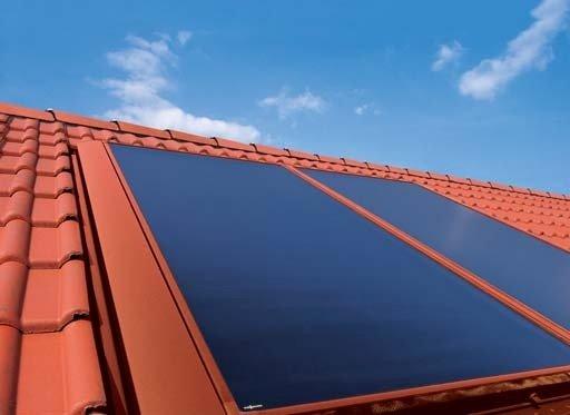 solare nel tetto