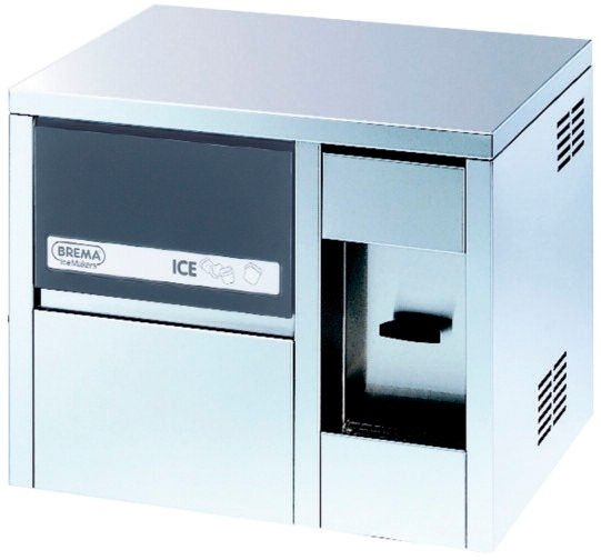 macchine ghiaccio cubetti professionali-distributore