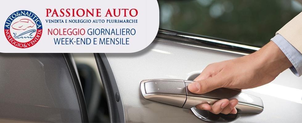 auto affitto La Maddalena Auto Passione