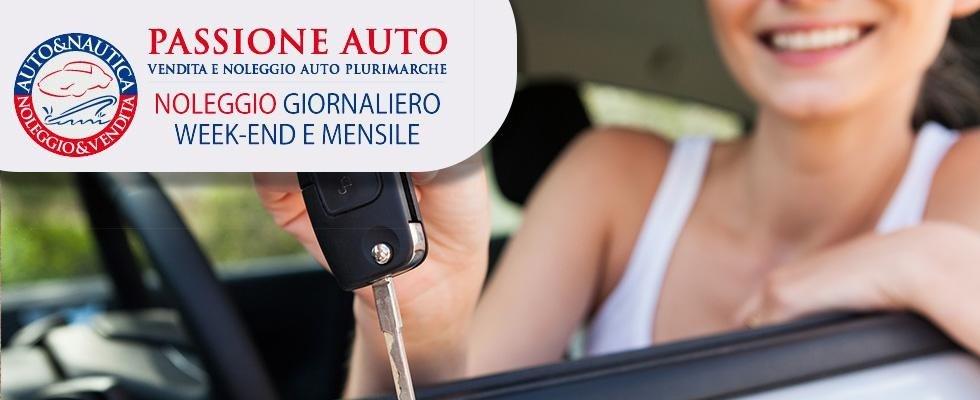 noleggio auto La Maddalena Auto Passione