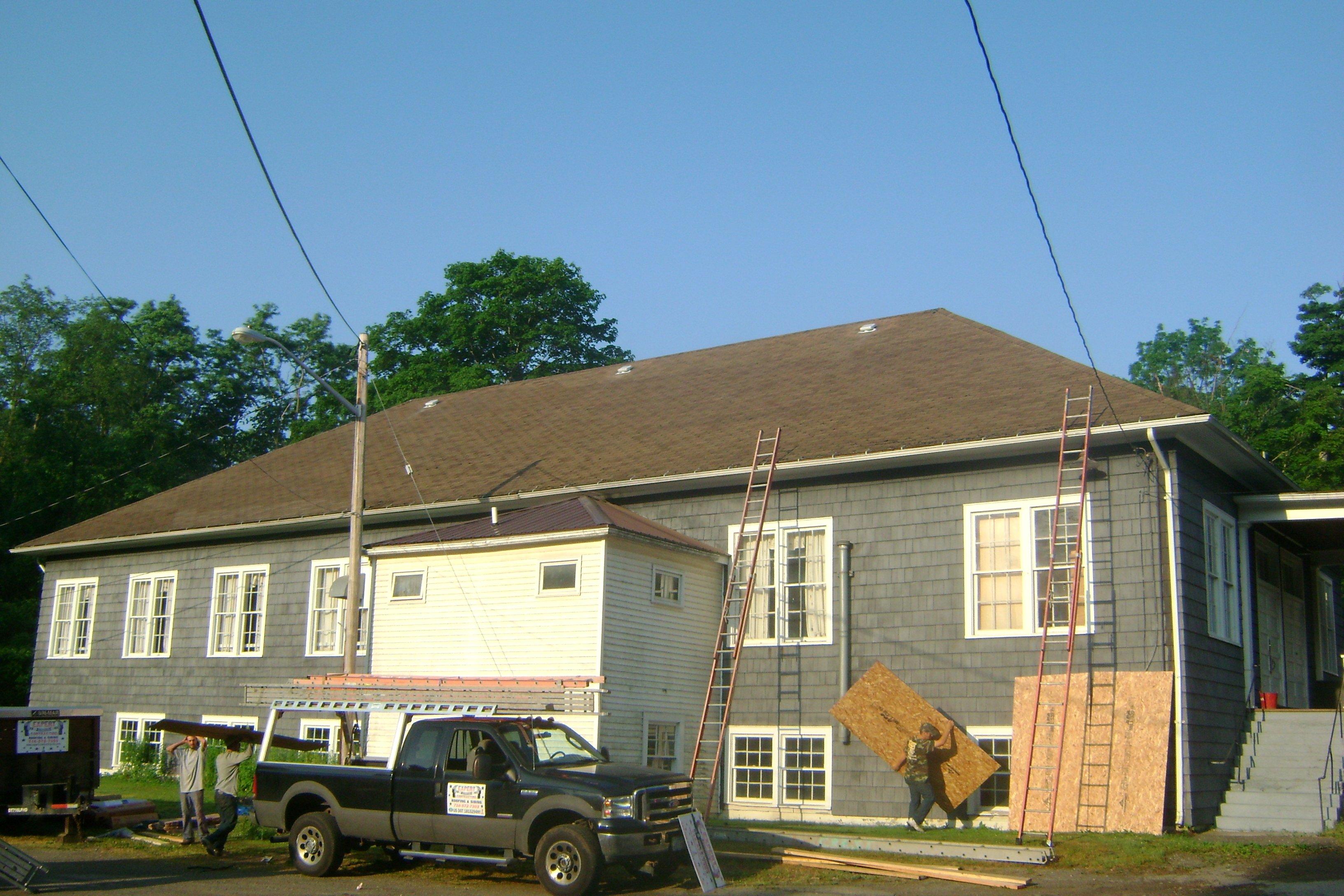 Roof repair Buffalo, NY