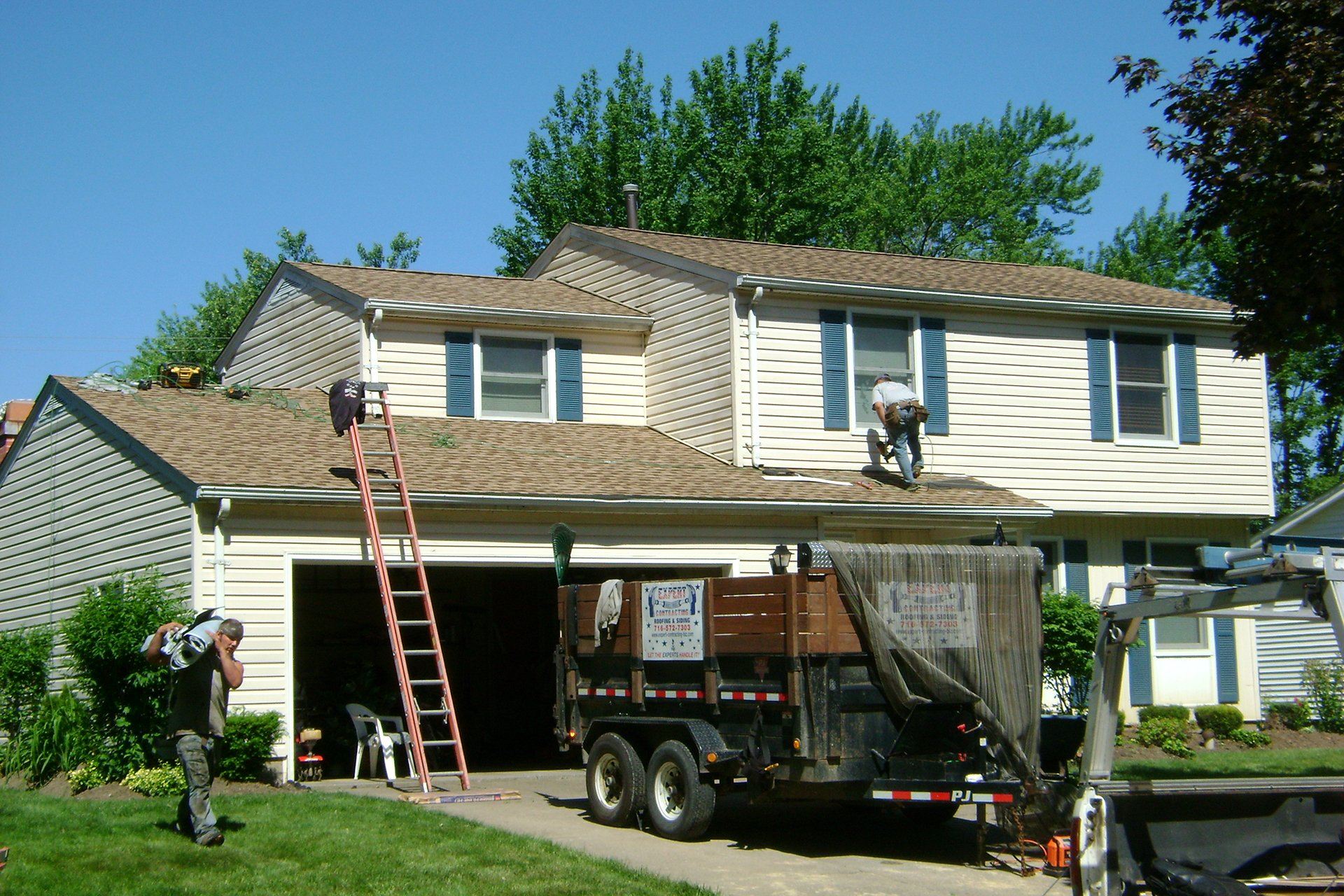 roof repairs in Buffalo, NY