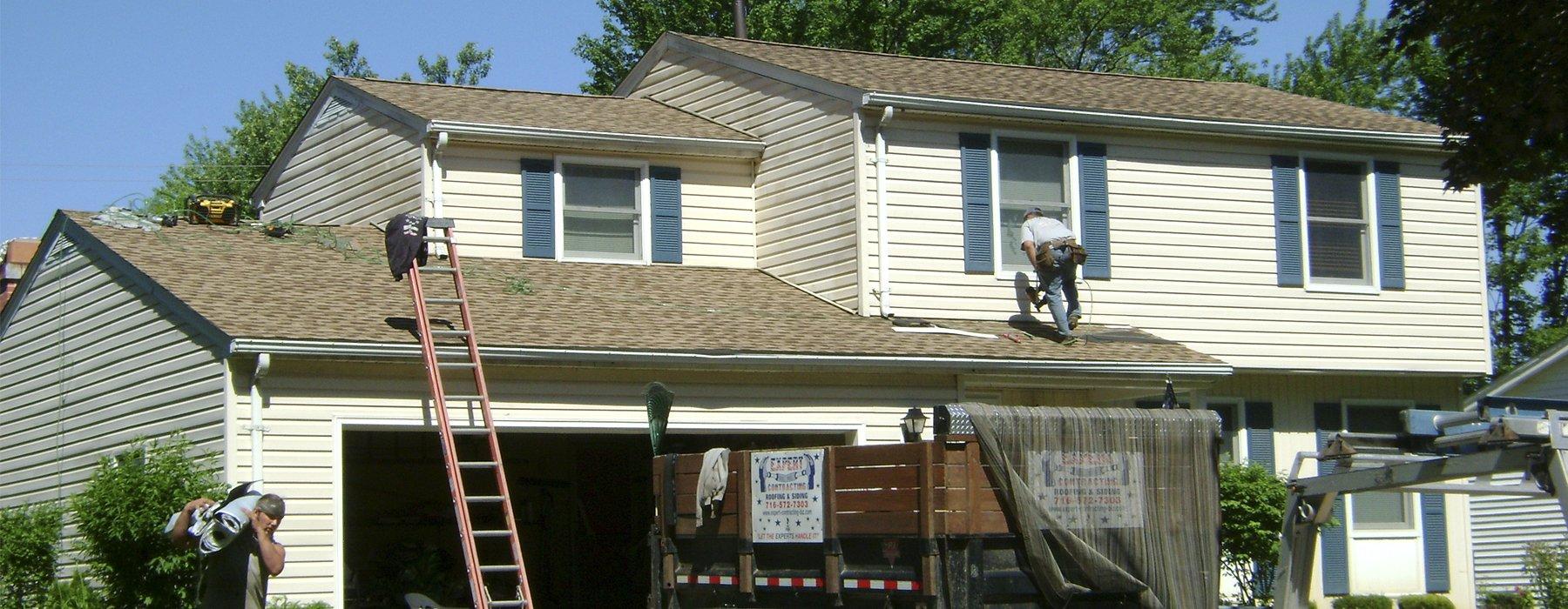 Roof Installation Cheektowaga, NY