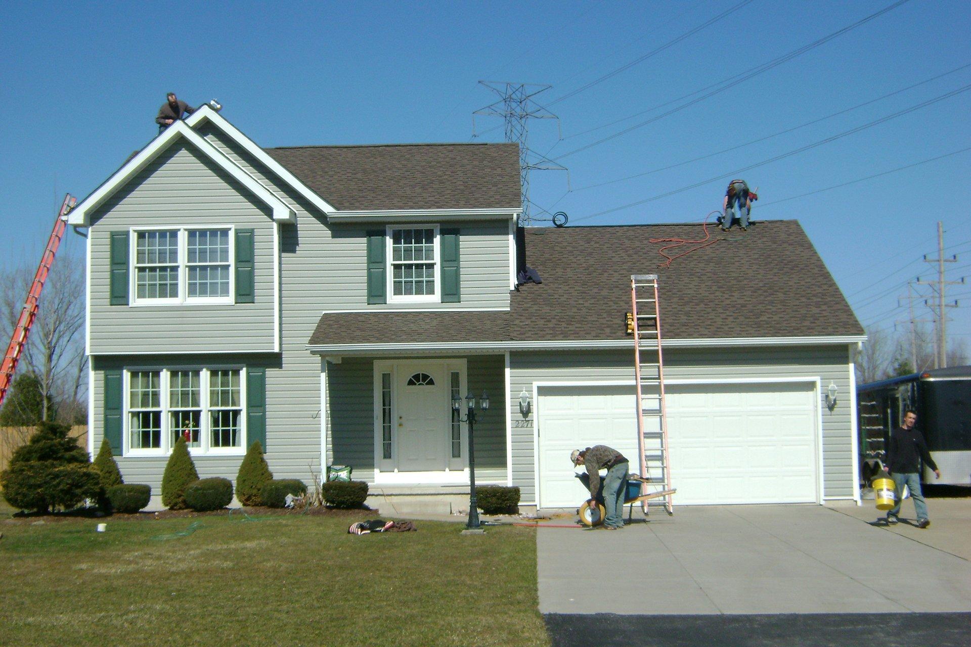 Roof Installation, Williamsville, NY