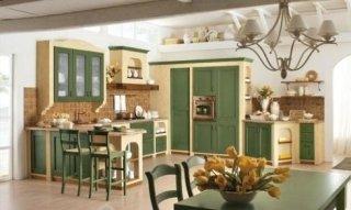 mobili per cucina country