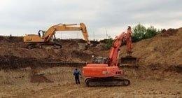 lavori movimento terra