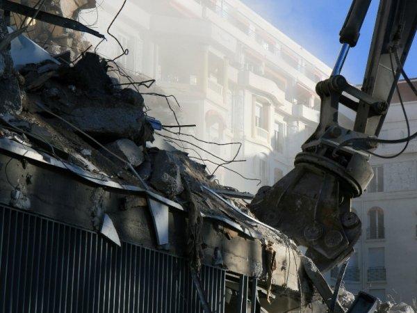 recupero rottami e demolizioni