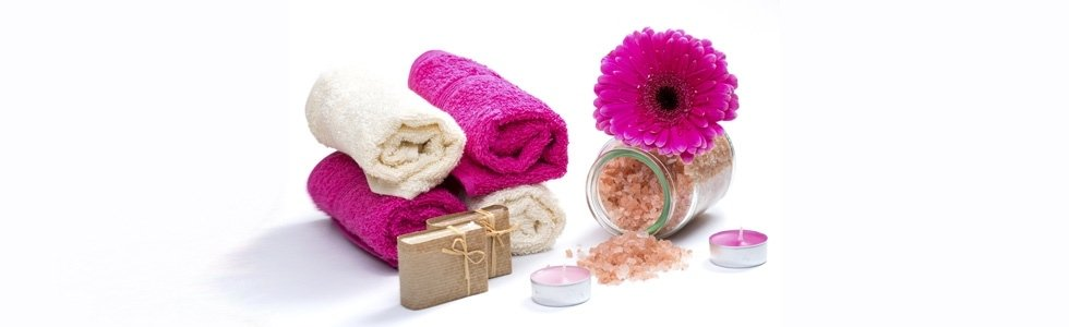 asciugamani centro estetico