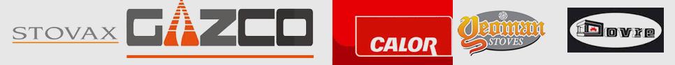 STOVAX GAZCO logos
