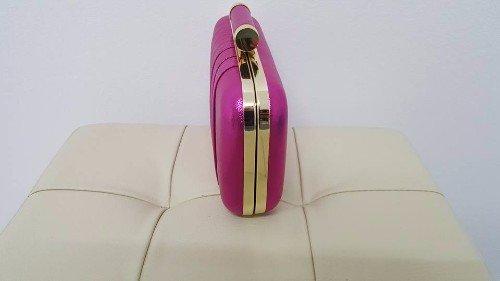borsetta da cerimonia  viola