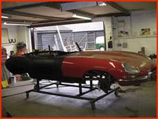 Vintage Car Restorations 45