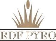 RDF PYRO - LOGO