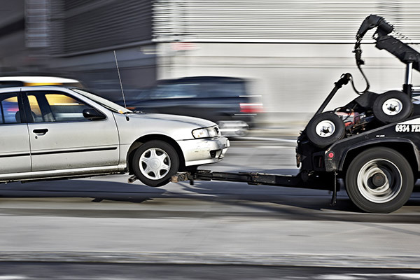 Car tow service in Auckland