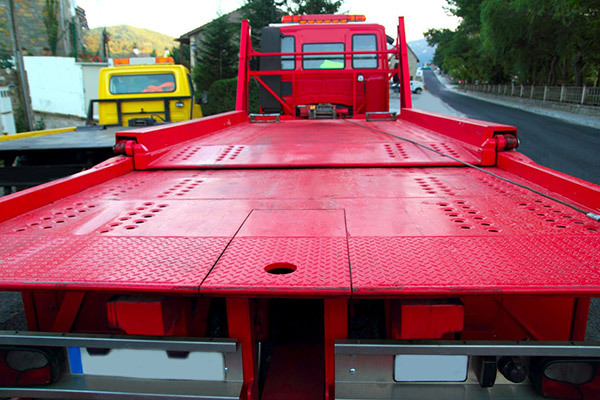 Towing services in Auckland