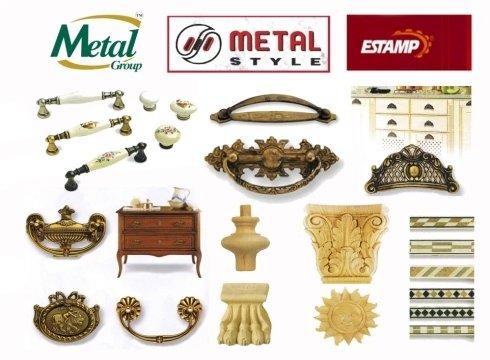 componenti per mobili marca Metal