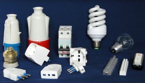 lampade e prese