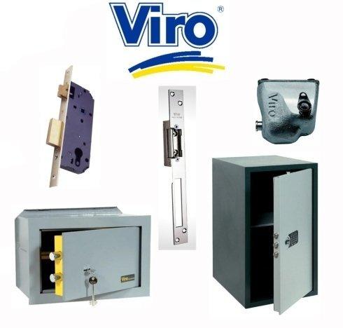 delle serrature e casseforti Viro