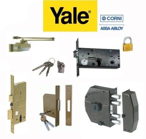 delle serrature blindate Yale