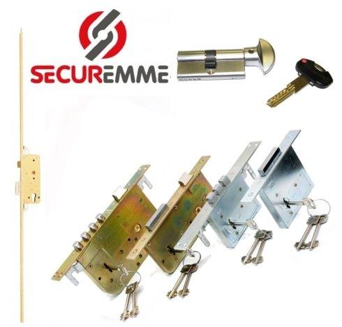 delle serrature blindate Securemme