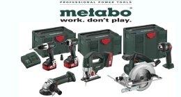 trapani e flessibili della marca Metabo