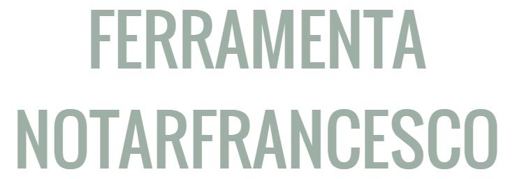 FERRAMENTA NOTARFRANCESCO - LOGO