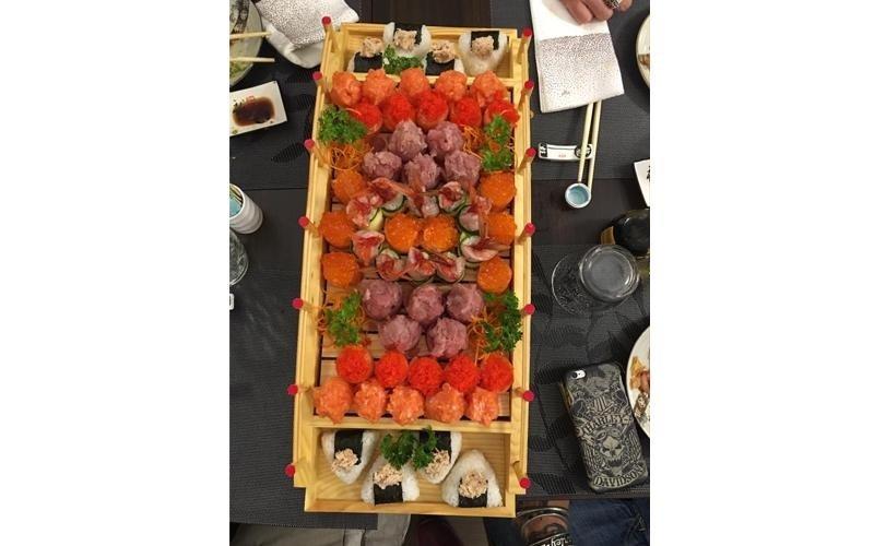 ristorante elegante giapponese verona