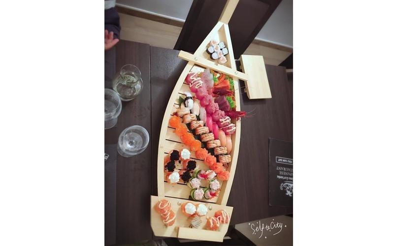 ristorante pranzo giapponese verona