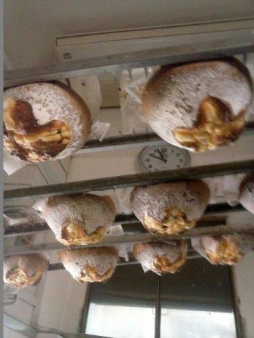 lievitazione pasta panettone