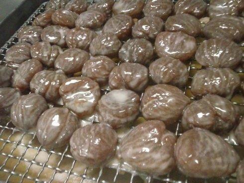 marron glacé artigianali