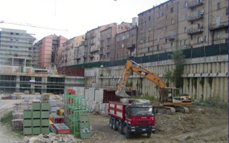 Costruzione fognature Macerata