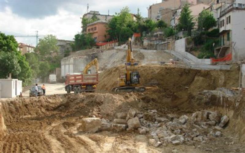 Asfaltatura strade Macerata