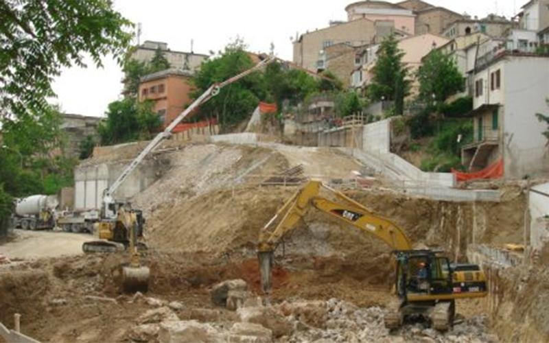 Demolizione mulino Vignati