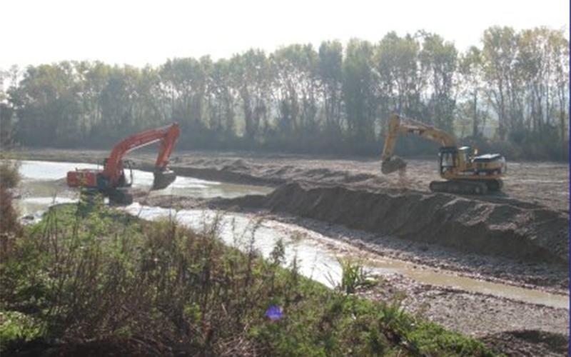 Riqualificazione fiumi Marche