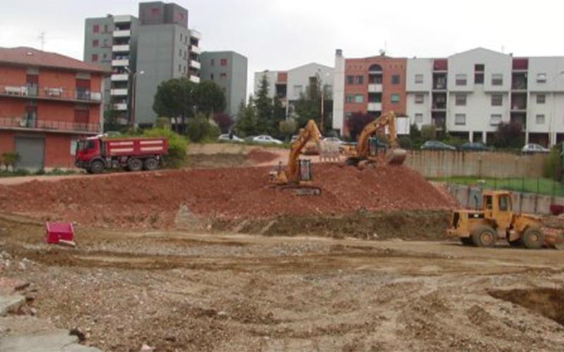 Bonifica di terreni edificabili