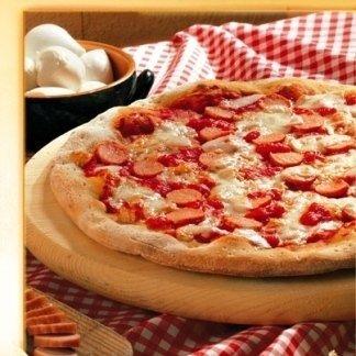 PIZZA CON WURSTEL - AGRIGENTO
