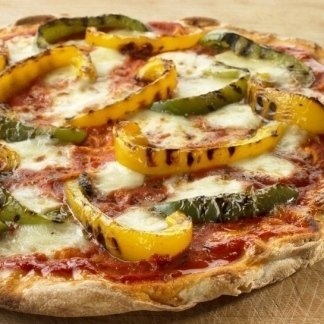 PIZZA AI PEPERONI - AGRIGENTO