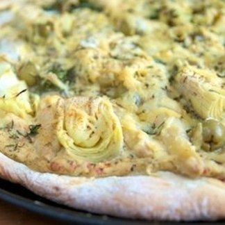 PIZZA CON CARCIOFI - AGRIGENTO