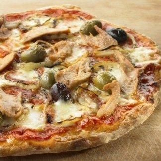 PIZZA CAPRICCIOSA  - AGRIGENTO