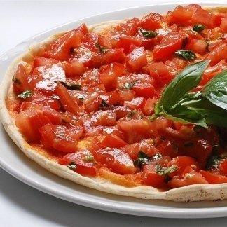 PIZZA AL POMODORO A PEZZETTONI - AGRIGENTO
