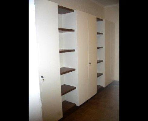 armadio legno bianco, armadio grandi dimensioni, armadio cassettiera