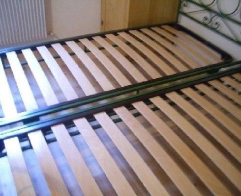 reti letti, produzione reti doghe legno, reti letti singoli