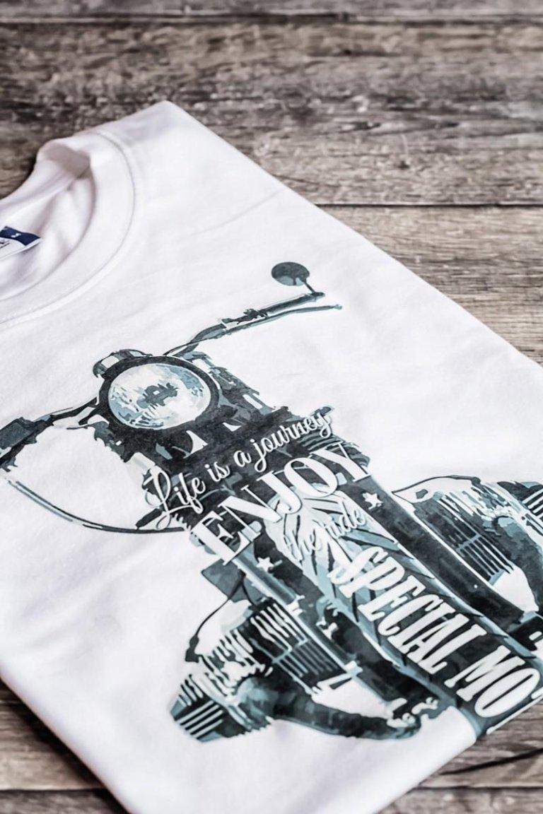 Stampa t-shirts Natale genova