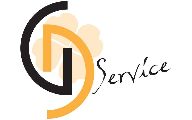 gd service logo