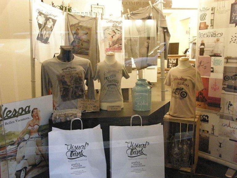 Stampa t-shirts